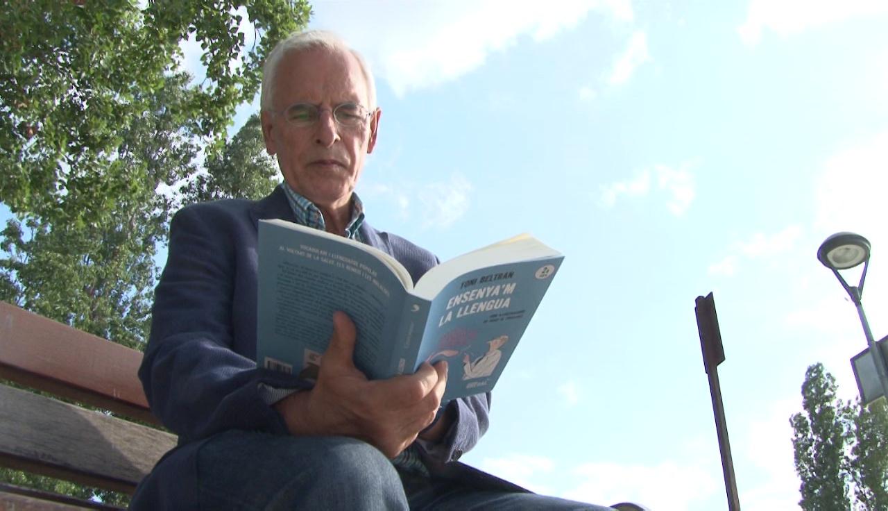 El Dr. Antoni Beltran presenta el llibre