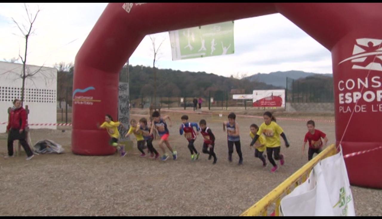 El Viatge Esportiu Comarcal i el Circuit de Cros Escolar es fusionen