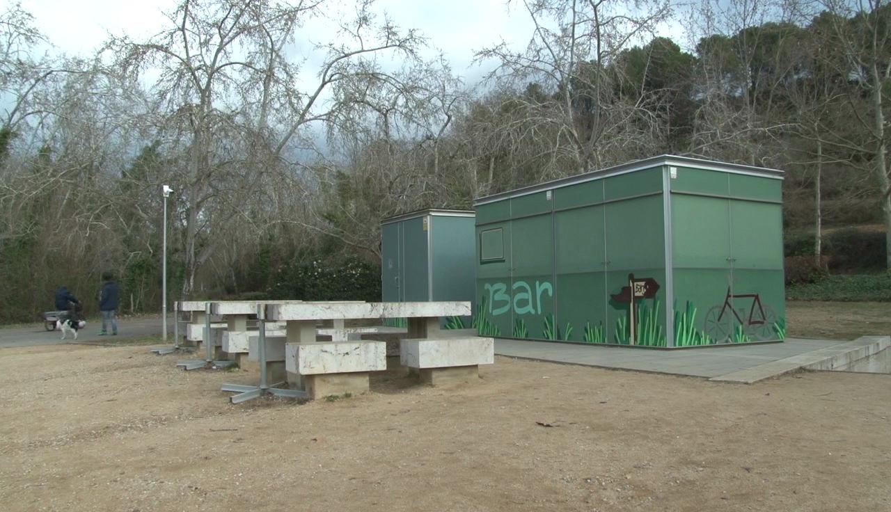 S'adjudica la concessió administrativa del quiosc-bar del Parc la Draga