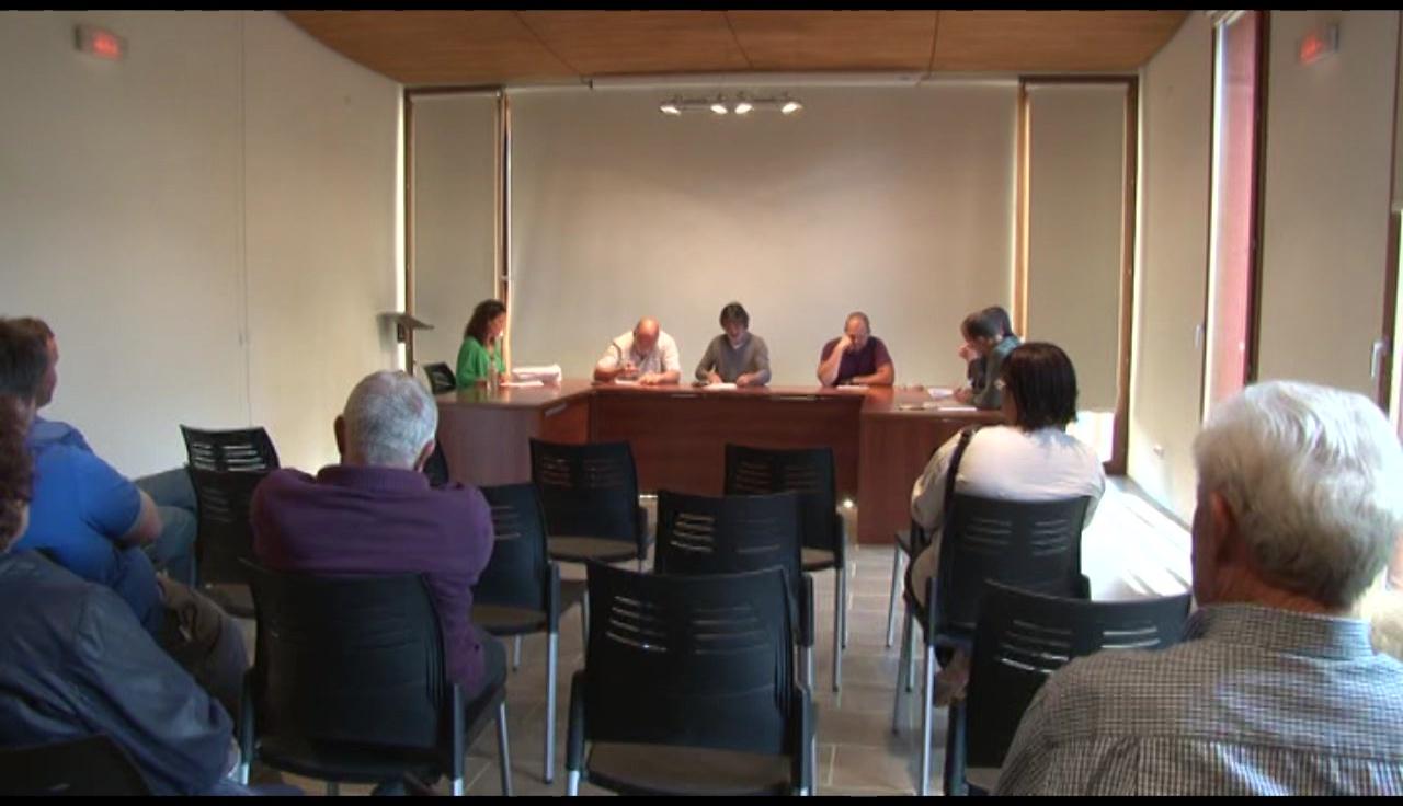Adjudicada l'obra de construcció de la xarxa d'aigua potable a Sant Miquel de Campmajor