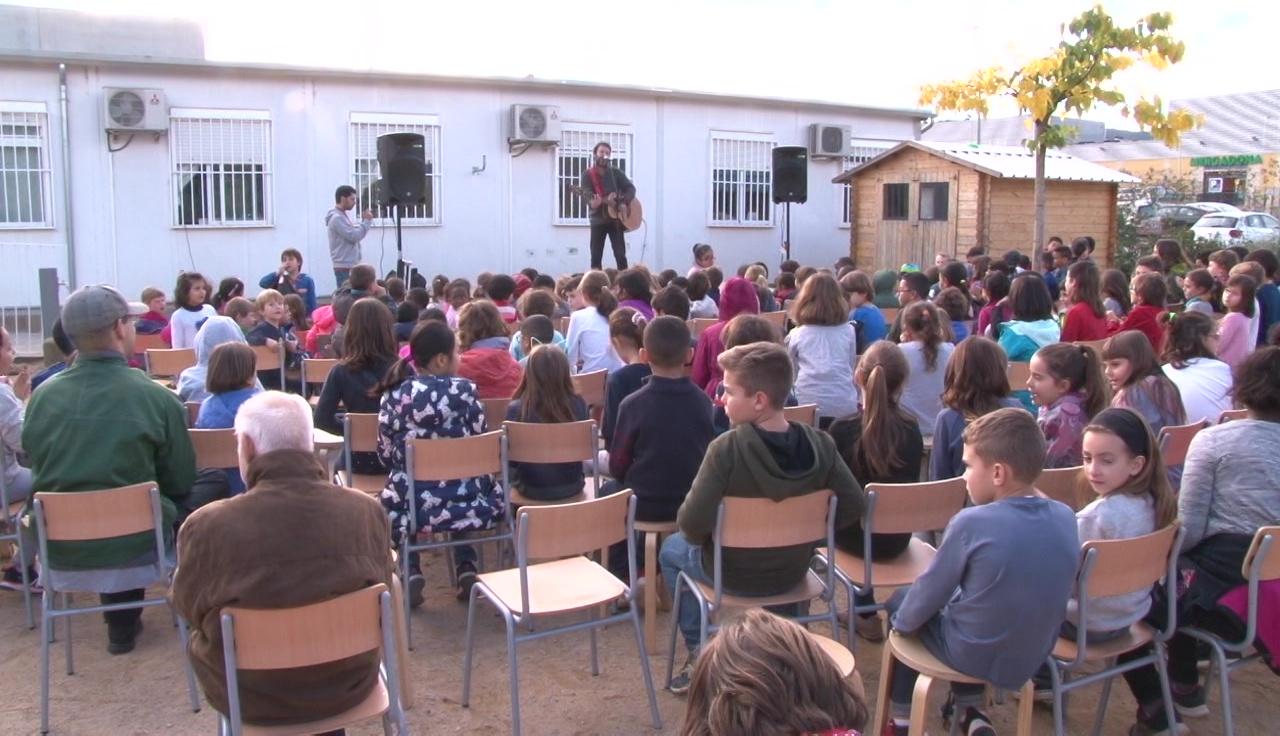 L'Escola Camins celebra la Setmana de la Música amb concerts i activitats diàries