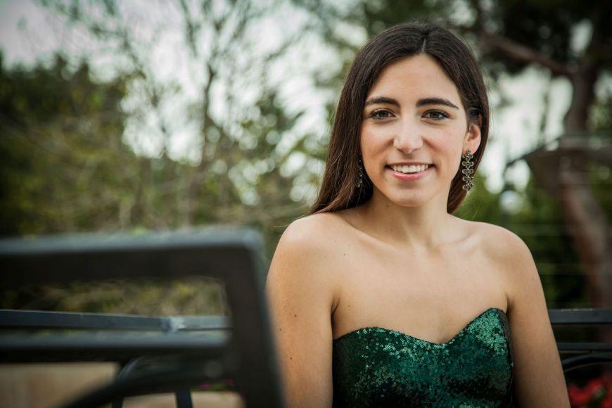 La soprano Mercedes Gancedo presenta el seu primer disc a l'Auditori de l'Ateneu