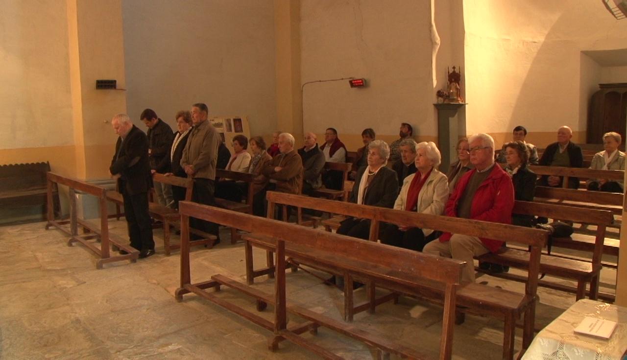 Sant Miquel de Campmajor homenatja la gent gran del municipi