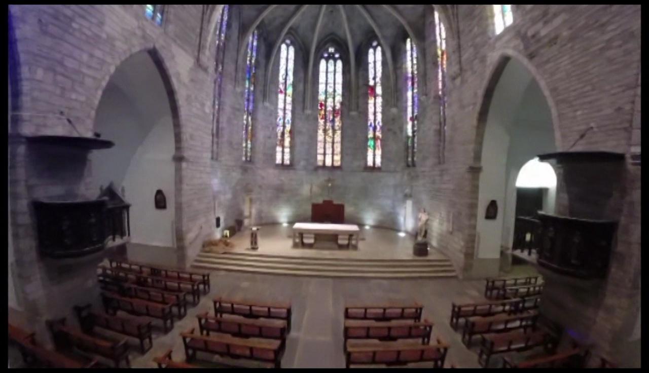 Editen la monografia sobre l'església de Santa Maria dels Turers de Pere Alsius
