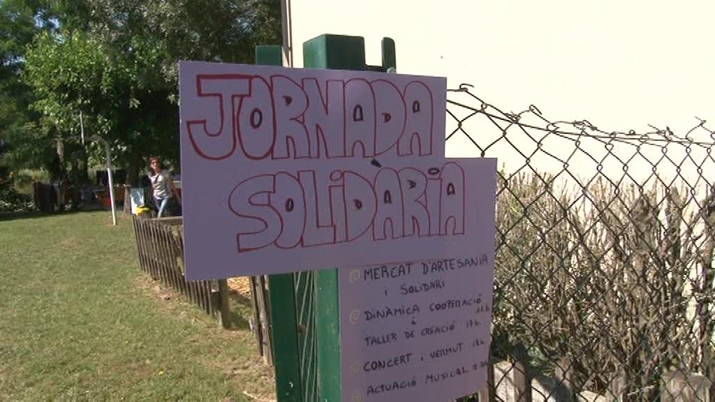 Jornada Solidària a Sant Miquel de Campmajor a favor dels refugiats