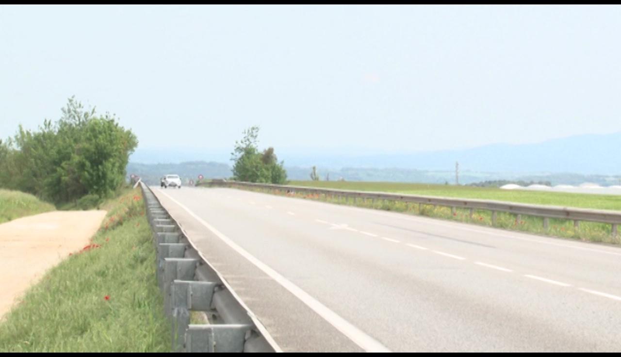 Les obres a la C-66 entre Cornellà del Terri i Serinyà es licitaran aviat