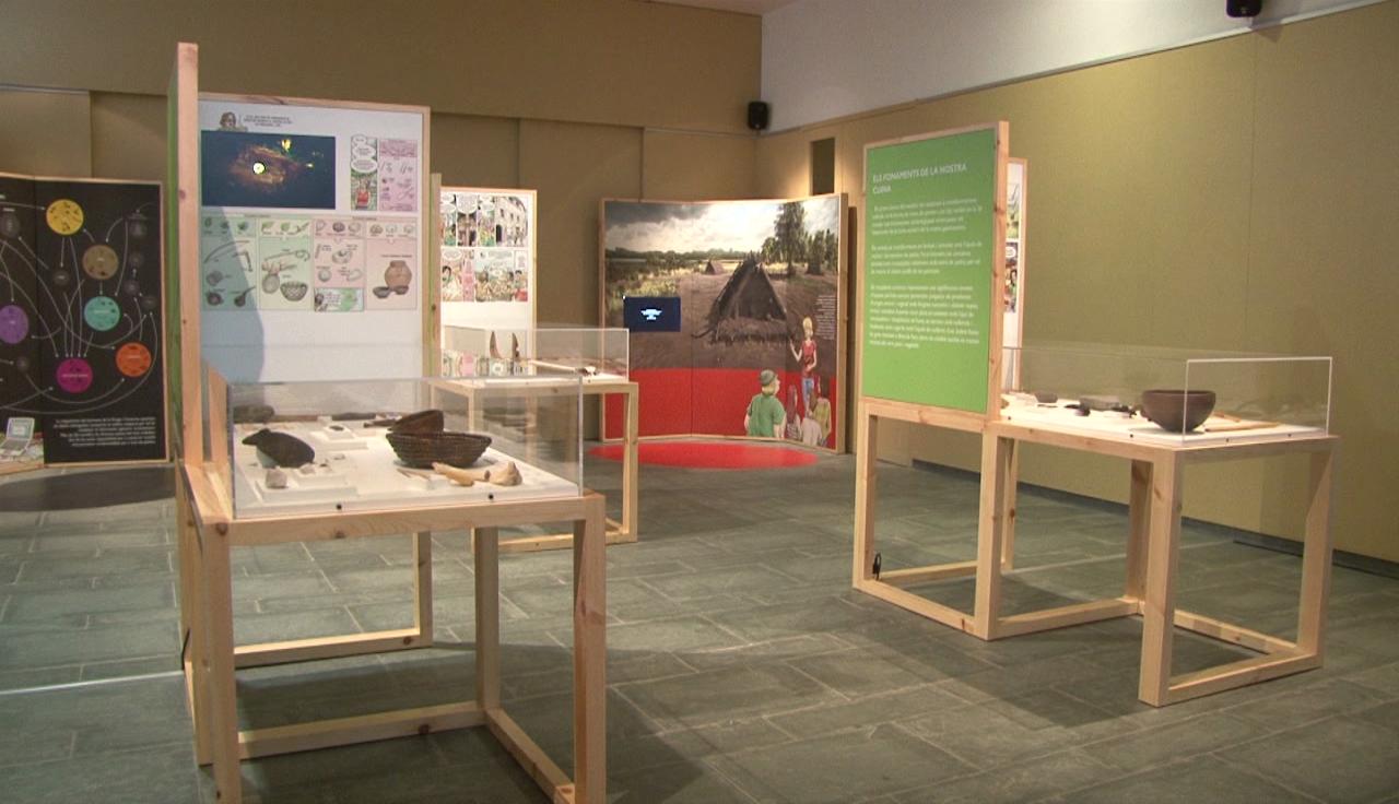 """L'exposició sobre el jaciment de la Draga torna a Barcelona en el marc de la """"Primavera Arqueològica"""" de la UAB"""
