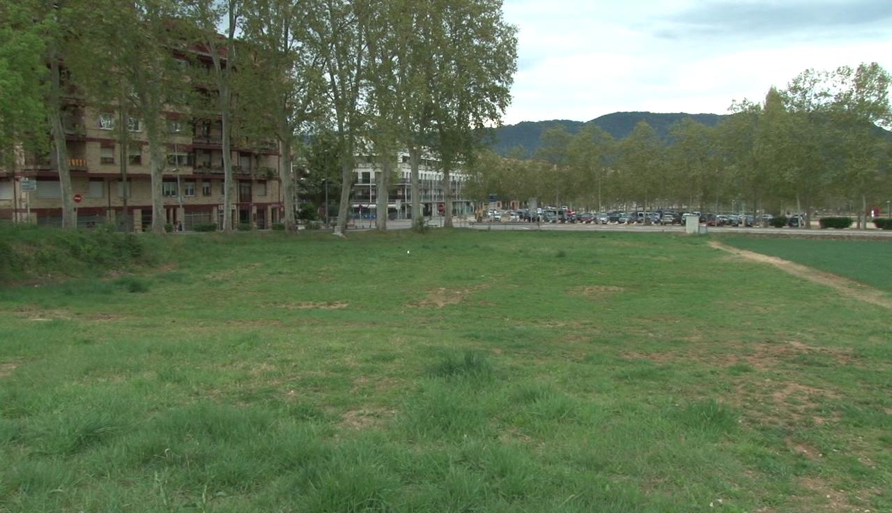 Banyoles tindrà un nou aparcament prop del parc de la Draga