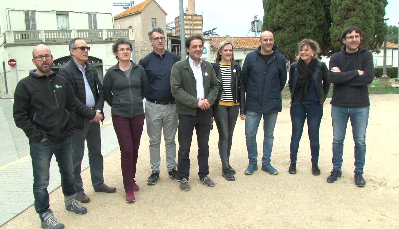 ERC – Junts per Banyoles proposa una cooperativa cultural a la zona del Monestir