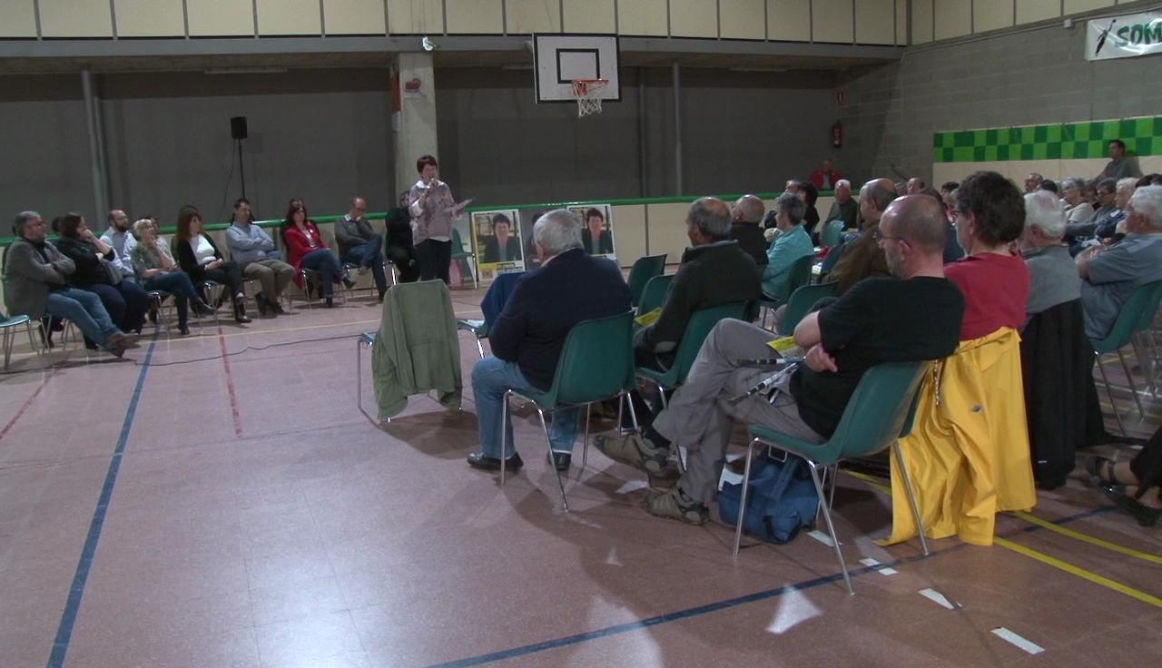 Compromís per Cornellà inicia la campanya electoral presentant la seva llista i el programa electoral