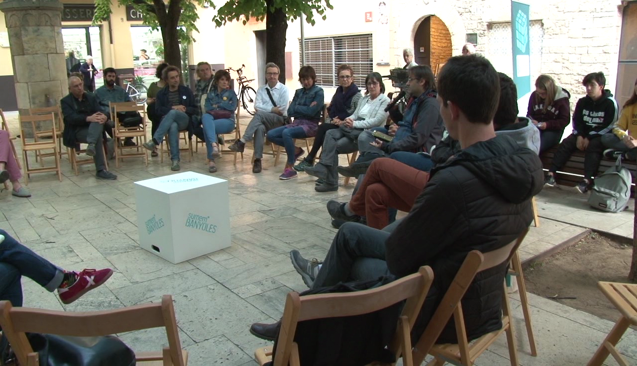 Sumem Banyoles presenta les propostes en cultura i educació per la ciutat