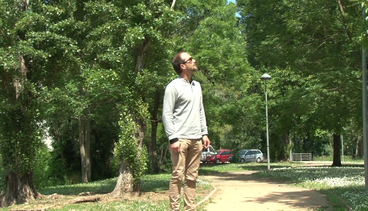Marc Fàbrega es presenta en solitari per Junts per Catalunya a Sant Miquel de Campmajor