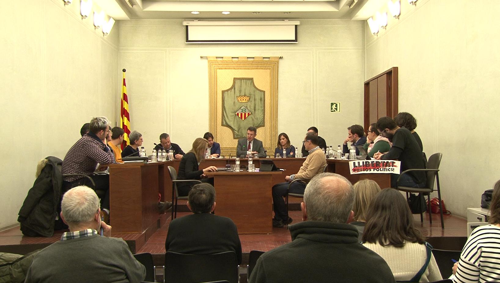 Banyoles es declara vila antifeixista i s'adhereix a la vaga general feminista