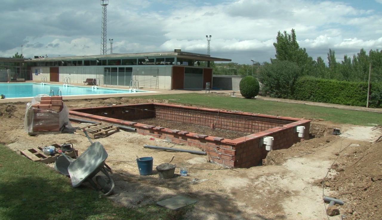 Cornellà del Terri obre les inscripcions per la piscina, que enguany inaugura una piscina per a nens