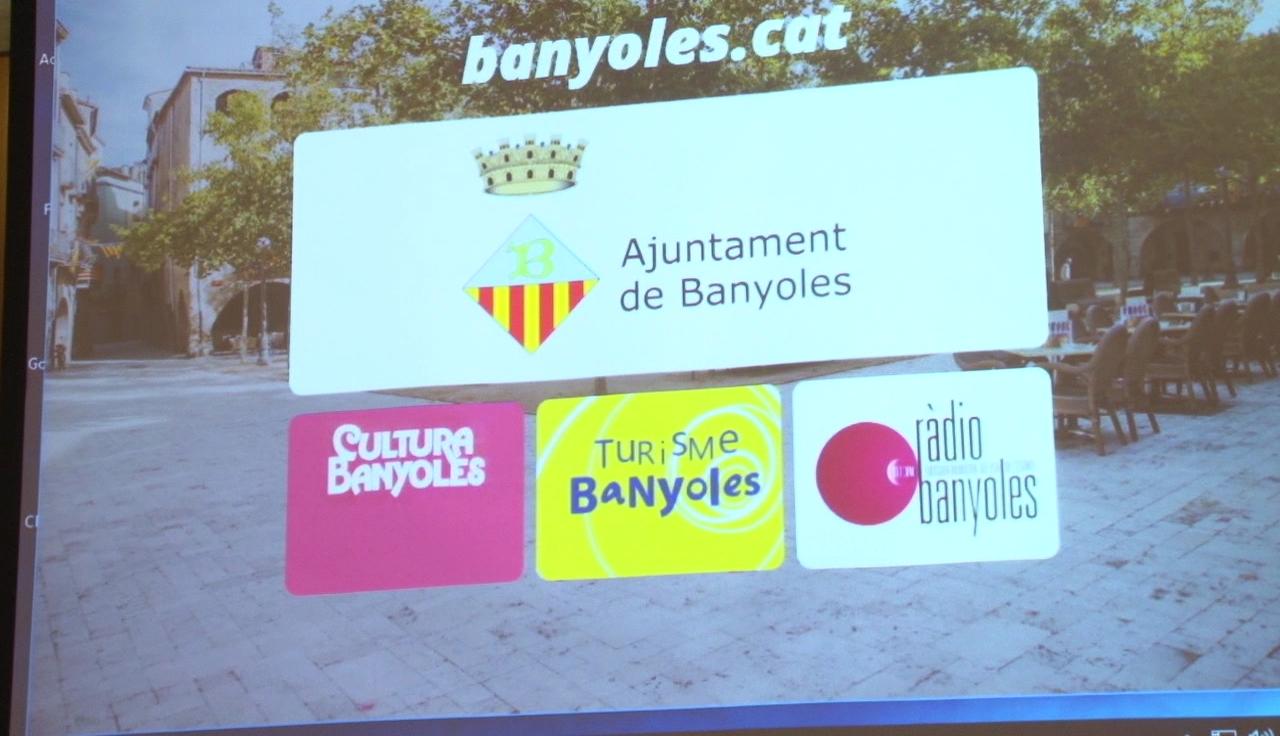 L'Ajuntament de Banyoles estrena nova pàgina web