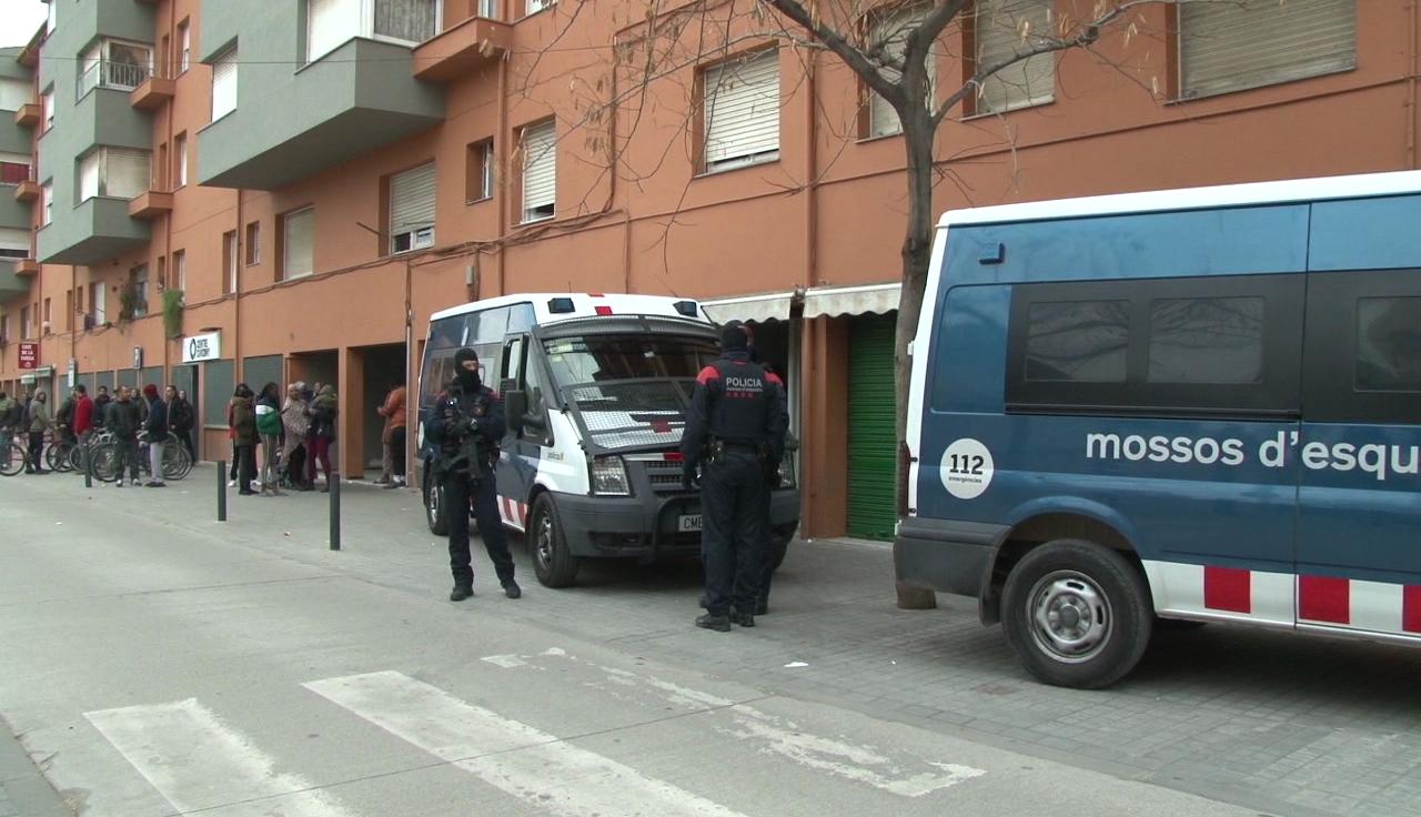 15 detinguts en l'operatiu antidroga centralitzat a Banyoles