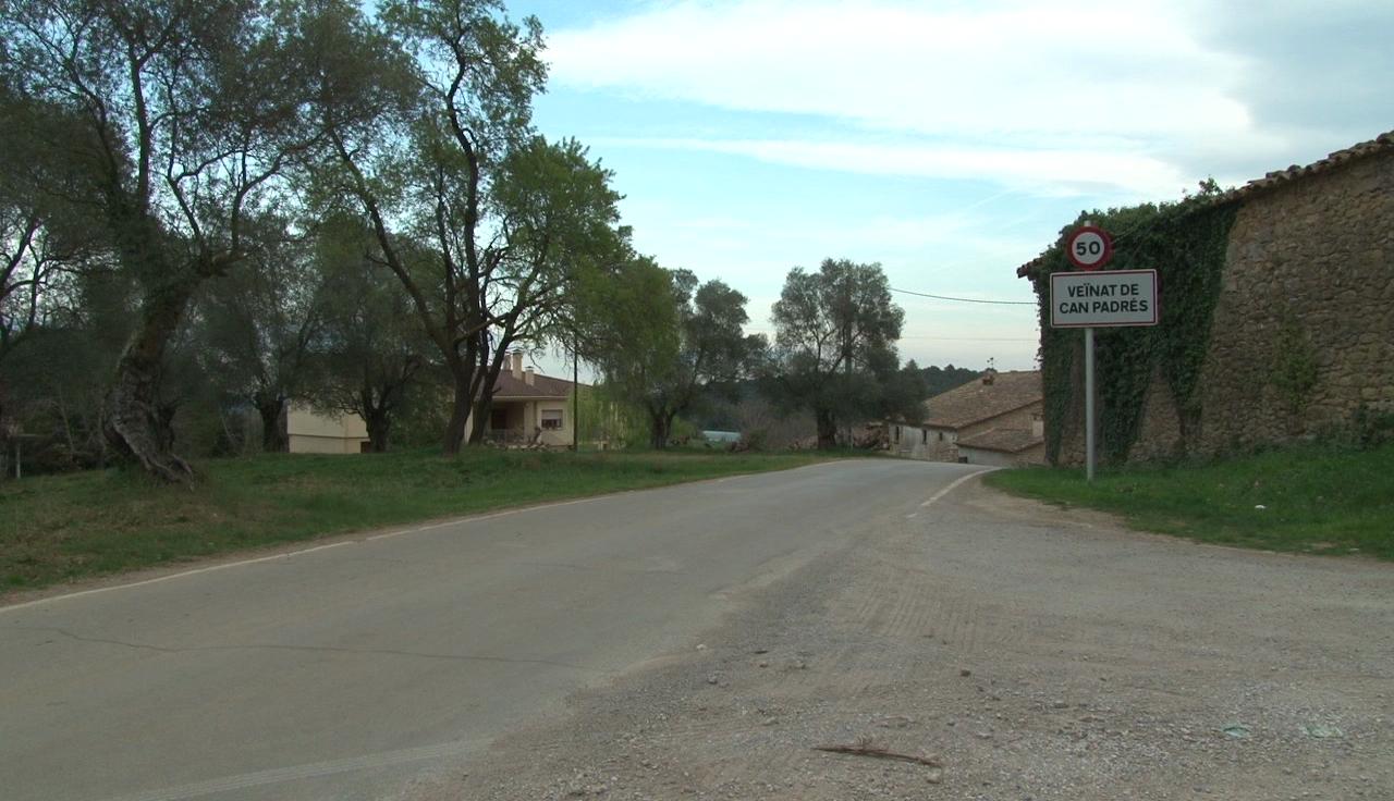 Camós aprova el projecte per portar aigua potable al veïnat de Santa Maria