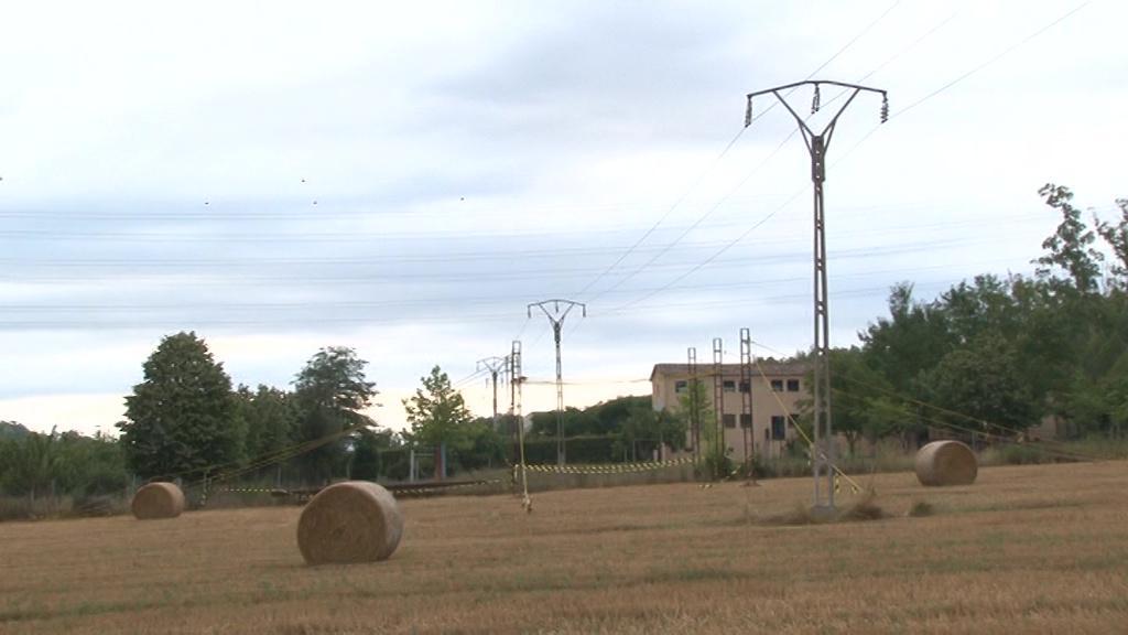 Red Elèctrica comença a desinstal•lar les torres de 220kV de la comarca