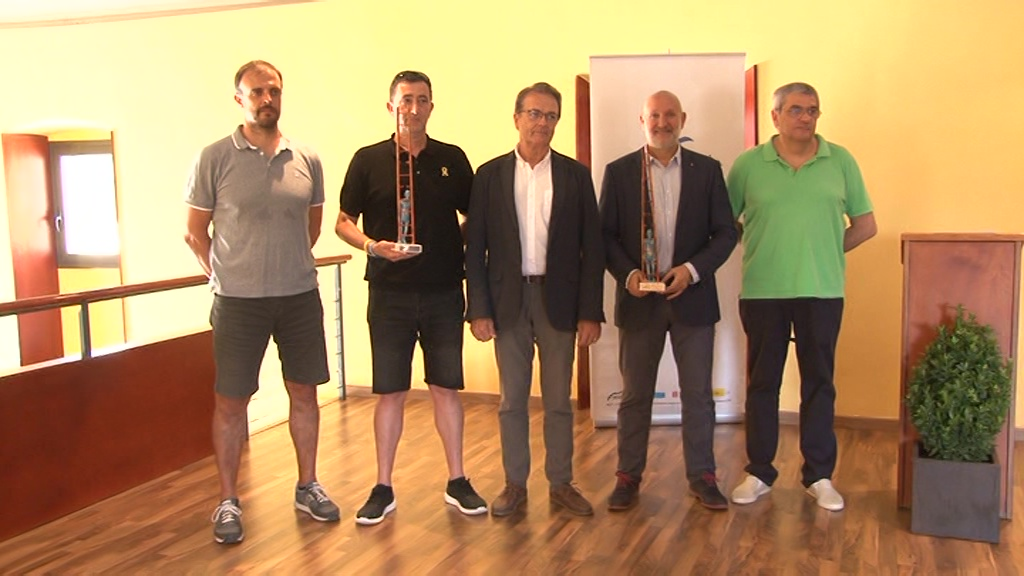 El Consell Comarcal entrega els premis Homenatge