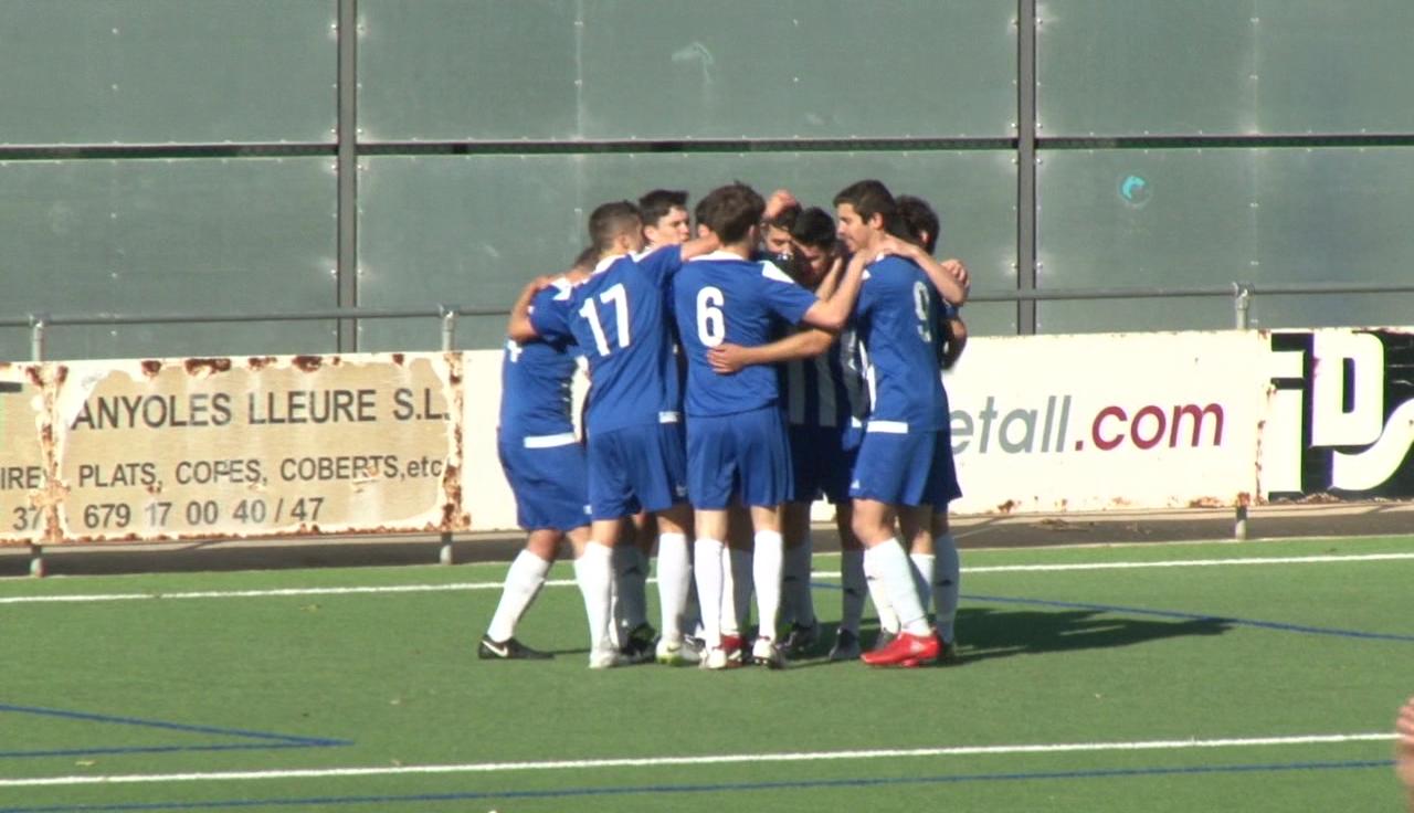 El CE Banyoles ja és equip de Tercera Divisió